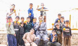گزارش تصویری فعالیت های گروه جهادی شهید شاطری استان تهران در روستای نگره