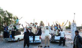 گزارش تصویری فعالیت عمرانی گروه جهادی نورالرضا(ع)