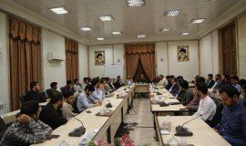 گزارش تصویری تقدیر از گروه های برتر جهادی در ضیافت افطار جهادی