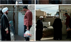 توزیع ۵ هزار بسته غذایی توسط جهادگران قرارگاه امام رضا(ع)
