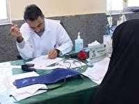 ویزیت رایگان در دهستان سورک جاسک توسط گروه های جهادی