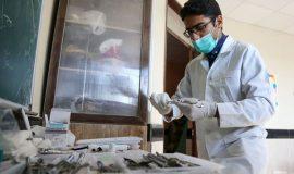 گزارش تصویری اردوی جهادی پزشکی در مناطق محروم خراسان شمالی