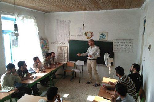 برگزاری کارگاه آموزشی عملی جهادی در تالش+تصاویر