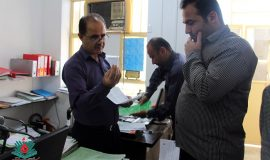 گزارش تصویری روز دوم از سومین مرحله شناسایی در منطقه بوشکان توسط گروه جهادی افسران ولایت