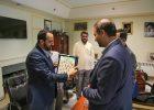 صبح امروز نشست صمیمی سازمان بسیج دانشجویی و قرارگاه جهادی خدمت رسانی ستاد اجرایی فرمان امام