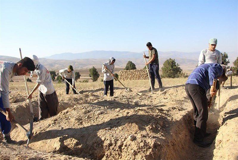 گزارش تصویری فعالیت های فرهنگی و عمرانی گروه جهادی شهید کاظمی در استان مازندران