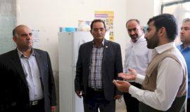 گزارش تصویری بازدید هیئت استانداری از اردوهای جهادی استان کهگیلویه وبویراحمد