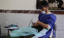 گزارش تصویری  فعالیت دندانپزشکی، پزشکی و فرهنگی گروه جهادی سفیران سلامت در سرپل ذهاب