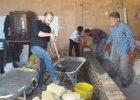 گزارش تصویری فعابیت عمرانی پایگاه مقاومت بسیج شهید آوینی