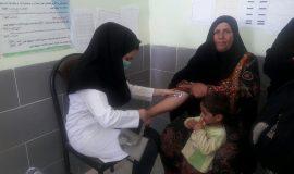 گزارش تصویری فعالیت پزشکی و فرهنگی گروه جهادی فاطمه الزهرا (س)