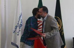 تفاهم نامه همکاری کمیته امداد استان گلستان با تشکل های جهادی