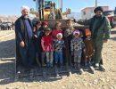 چشم امید مردم مناطق محروم به اردوهای جهادی