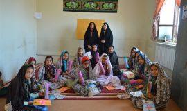 گزارش تصویری تیم آموزشی گروه جهادی انصارالزهرا(س) در مناطق محروم استان خراسان رضوی
