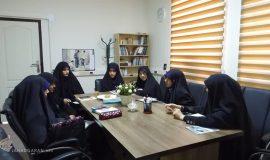 گزارش تصویری سلسله جلسات اندیشه ورز ویژه خواهران نشست هماندیشی با موضوع انتقال تجربیات خواهر گروههای جهادی