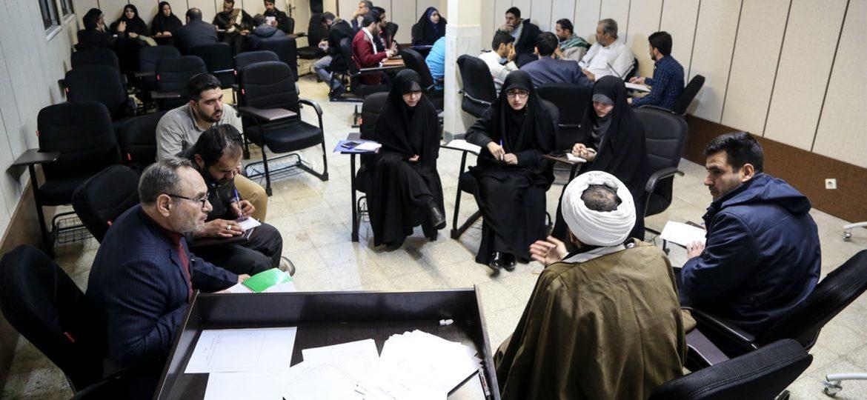 گزارش تصویری کلاس های آموزشی اولین اجلاسیه مجمع مرکزی جهادگران سراسر کشور