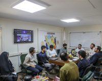 گزارش تصویری رونمایی از نسخه جدید پایگاه اطلاع رسانی جهادگران در شورای مرکزی مطالعات و مدیریت حرکت های جهادی