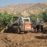 گزارش تصویری لایروبی انجیرستان پلدختر توسط گروههای جهادی