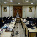 نشست اندیشه ورز خواهران با موضوع سخنان اخیر رهبر انقلاب در دیدار اخیر جهادگران
