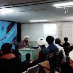 حضور ۱۱۰ طلبه مبلغ جهادی در مناطق محروم به مناسبت ایام محرم