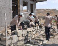 مطالبهگری جهادگران از سازمانها برای حل مشکلات مناطق محروم/ خلوص نیت مهم ترین ویژگی جهادگران بسیجی