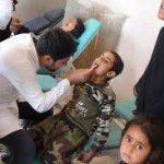 اعزام گروه جهادی پزشکی قائم آل محمد به روستای گلو باغ بخش درح