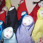 بازتولید (لُعبَتَک) عروسک فراموش شده سیستانی توسط گروه جهادی شهید لک زایی