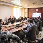 برگزاری جلسه شورای جهادی اقشار و بسیج سازندگی
