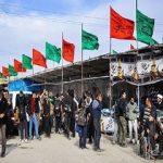 ۱۵ گروه جهادی در مرز خسروی به زائران خدمت رسانی میکنند