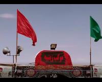 موکب زینبیه جهادگران شهر کرمان در شهرستان بردسیر