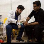 ۱۵۰ پزشک و پرستار به زائران اربعین در قم خدمات ارائه میدهند