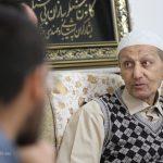 گزارش تصویری برگزاری نهمین حلقه از هم عهدی در منزل حسینعلی عظیمی پیشکسوت جهاد سازندگی