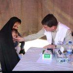 خدمات درمانی و بهداشتی هفته بسیج در نقاط محروم استان فارس ارائه می شود