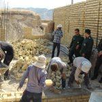 محرومیتزدایی در مناطق محروم با برگزاری اردوی جهادی