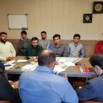 نشست هم اندیشی سازمان بسیج سازندگی اردبیل