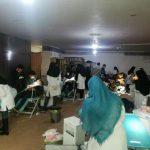 مداوای رایگان ۳۰۰ نیازمند در ورامین