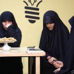 گزارش تصویری حلقه شانزدهم هم عهدی با حضور خانم ها گریوانی، شهیدزاده، محمدی و موسوی