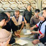 گزارش تصویری خدمت رسانی جهادگران درچه اصفهان در مناطق سیل زده سیستان و بلوچستان