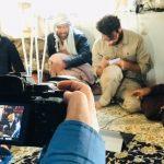 دومین روز سفر رسانه ای به مناطق سیل زده سیستان و بلوچستان