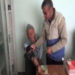 اردوی جهادی جمعی از پزشکان در زرقان