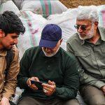 روایت جهادگران از دیدن شهید قاسم سلیمانی در مناطق سیل زده خوزستان