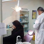 ویزیت رایگان دندانپزشکی دانش آموزان در مدارس مناطق محروم لاهیجان و لنگرود