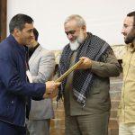 تقدیر از گروه های برتر جهادی هر استان