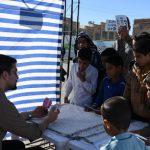 کلاسهای پیشگیری از کرونا در حاشیه شهرهای استان کرمان برگزار میشود