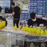 اقدامات گروه جهادی شهید علمالهدی برای ریشهکن کردن کرونا