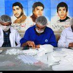 خدمترسانی یک گروه جهادی در ۲ جبهه