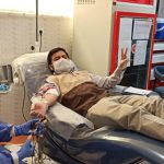 جهادگران قرارگاه جهادی «حاج قاسم سلیمانی» کهگیلویه و بویراحمد خون میدهند