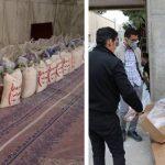مسجدی که کرونا درب آن را نبست؛ از توزیع بستههای معیشتی تا فعالیتهای جهادی و مردمی