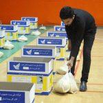 توزیع بسته های معیشتی به مناسبت سالروز ارتحال حضرت امام خمینی (ره) در رشت