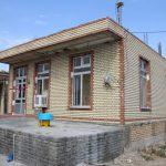 عملیات ساخت ۱۰۰ واحد مسکونی محرومان استان مرکزی کلید خورد
