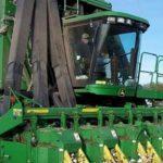 تولید بیش از ۱۷ دستگاه کشاورزی در سال